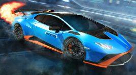 Lamborghini Huracán STO será el nuevo auto para Rocket League
