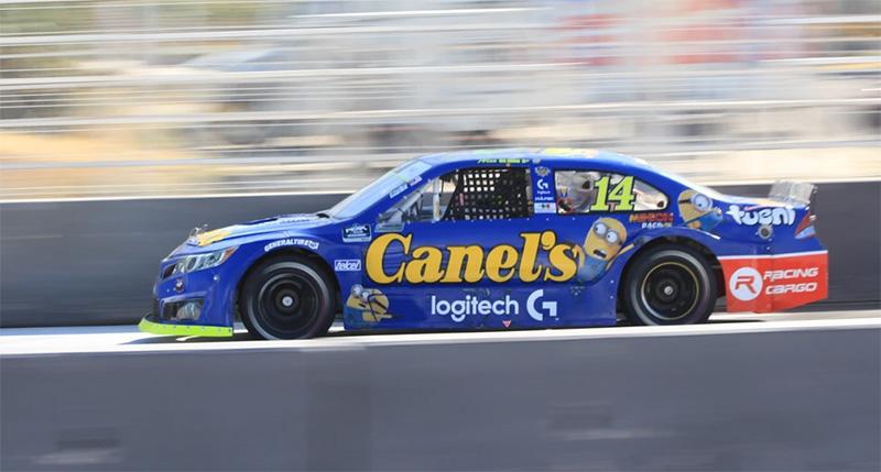 Logitech G Team GP Racing 2021
