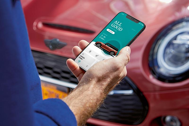 Los beneficios de la MINI App para los dueños de vehículos MINI