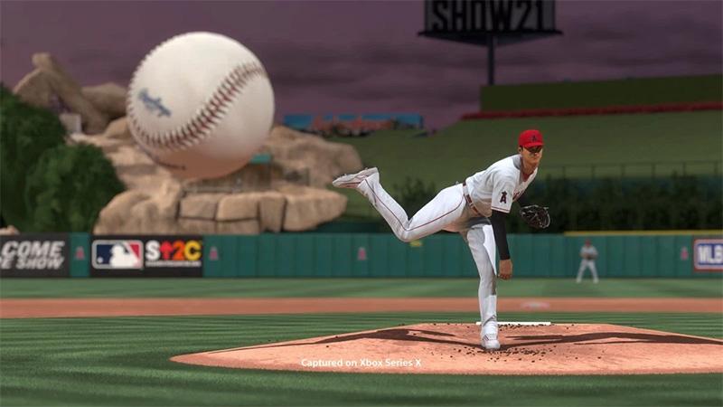 MLB The Show 21 Xbox Series X
