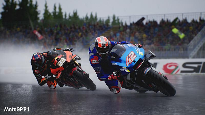 Lo que necesita tu PC para correr MotoGP 21 y otros estrenos de abril