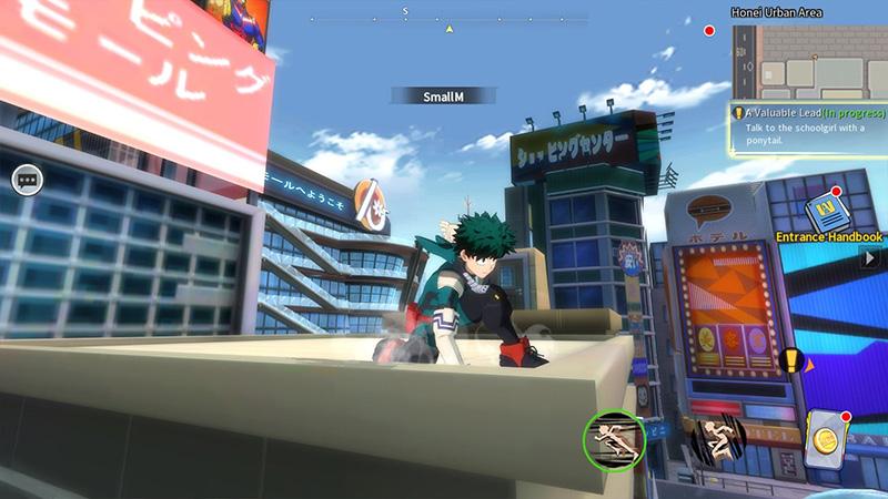 My Hero Academia The Strongest Hero Android