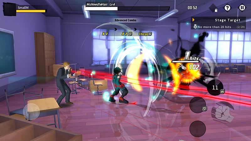 My Hero Academia The Strongest Hero iOS