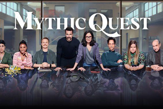 Mythic Quest 2021 Apple TV Plus