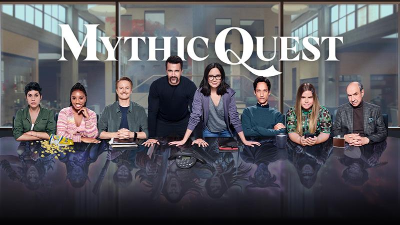 Mythic Quest estrena tráiler de su segunda temporada en Apple TV+