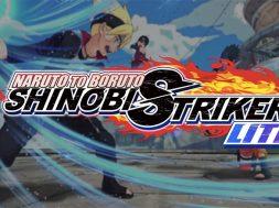 Naruto To Boruto Shinobi Striker Lite