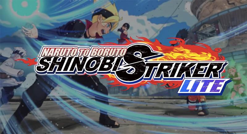 Naruto To Boruto: Shinobi Striker tendrá versión gratuita en este año