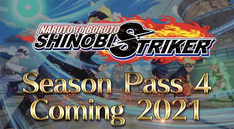 Naruto To Boruto Shinobi Striker Temporada 4