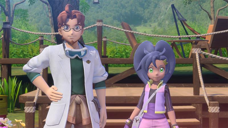 New_Pokemon_Snap Espejo Rita