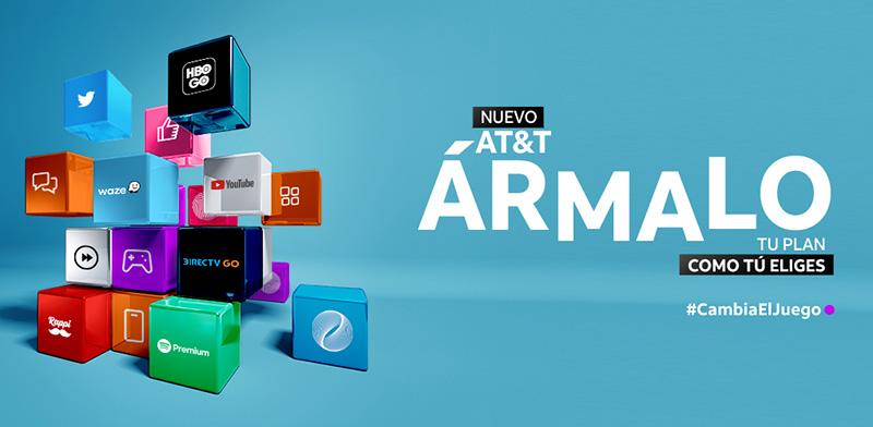 Nuevo AT&T Armalo