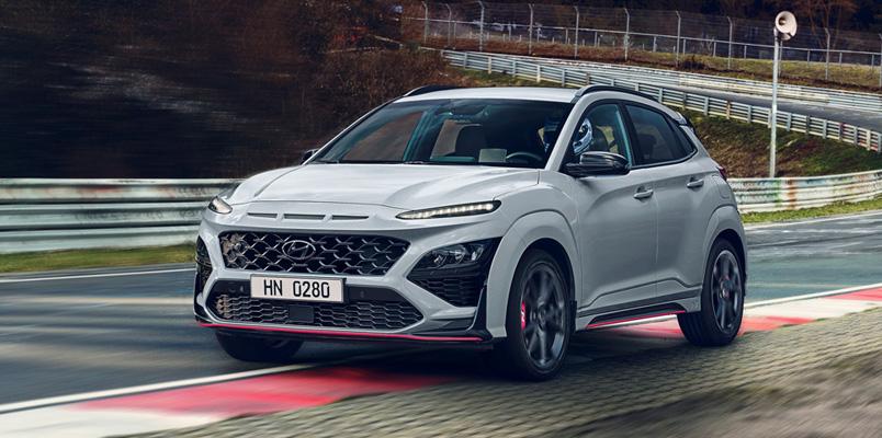 KONA N es el nuevo SUV deportivo de Hyundai Motor Company