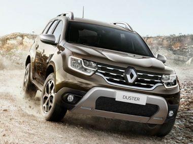 Nuevo Renault Duster 2021