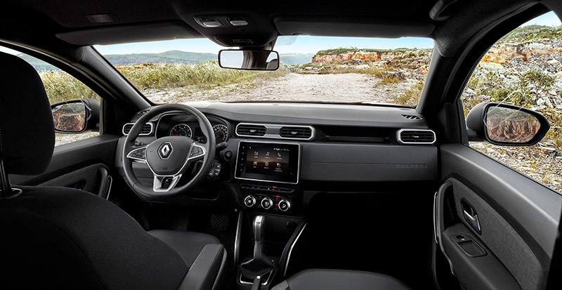 Nuevo Renault Duster 2021 interior