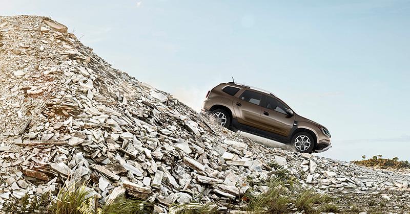 Nuevo Renault Duster 2021 lado
