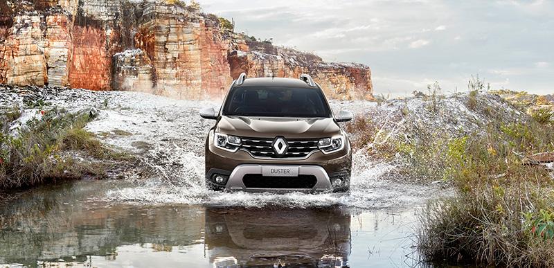 Nuevo Renault Duster 2021 off road