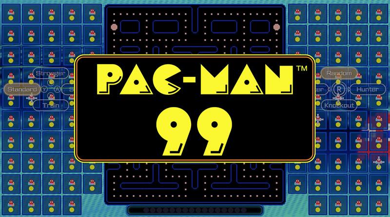 El nuevo Battle Royale PAC-MAN 99 trae diversión a Nintendo Switch