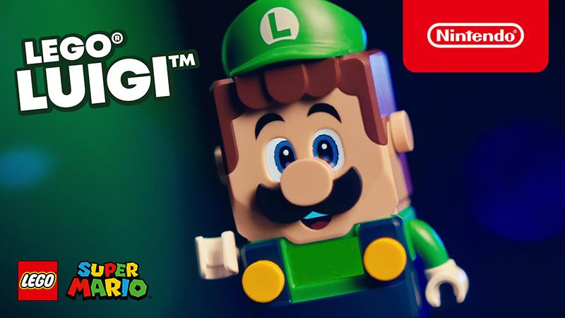Pack Inicial LEGO Super Mario Aventuras con Luigi