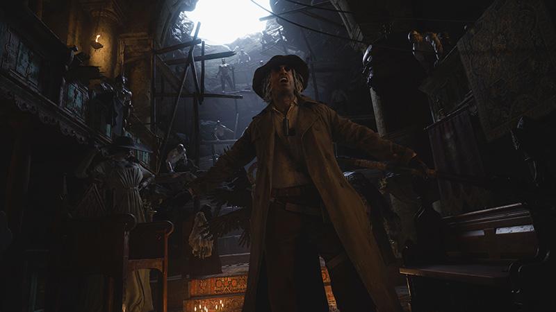 Resident Evil Village demo PlayStation Xbox PC