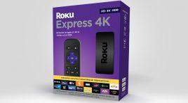 Roku Express 4K llega a México; conoce las ventajas que ofrece