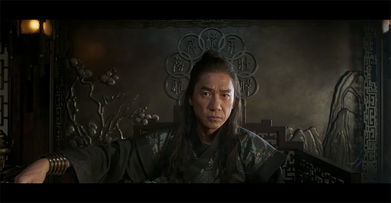 Shang-Chi and the Legend of the Ten Rings Mandarin teaser