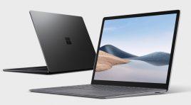 Surface Laptop 4 llegará a México con la mejor tecnología
