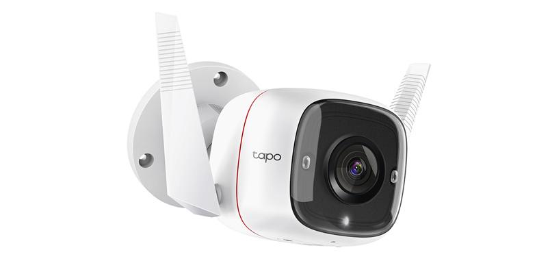 TP-Link presenta su nueva cámara WiFi para exteriores: Tapo C310