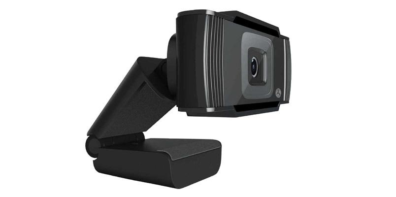 La webcam TZCAMPC-01 de TechZone es ideal para la escuela y trabajo