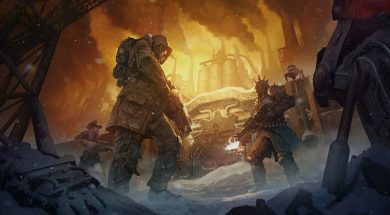 The Battle of Steeltown Wasteland 3 DLC