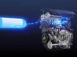 Toyota presenta nuevo motor hidrogeno