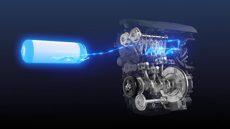 Toyota desarrolla un nuevo motor de hidrógeno más eficiente y poderoso