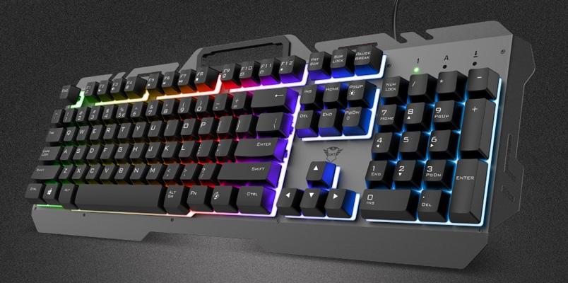 Trust trae sus teclados Ziva Rainbow, Thado TKL, Esca y Odyss