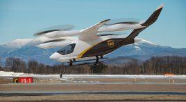 UPS adquiere 10 aviones totalmente eléctricos BETA eVTOL