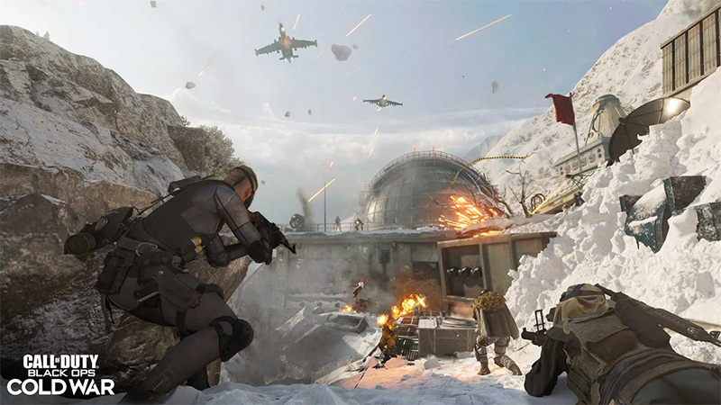 Yamantau Black Ops Cold War