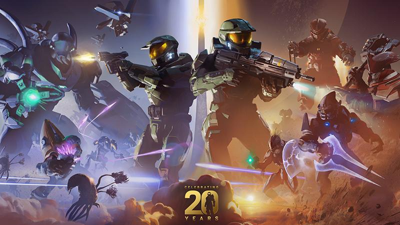 20 aniversario Xbox Master Chief