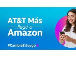 ATT Mexico Amazon tienda en linea