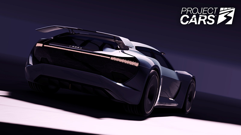Audi AIRACE 2020 Project Cars 3