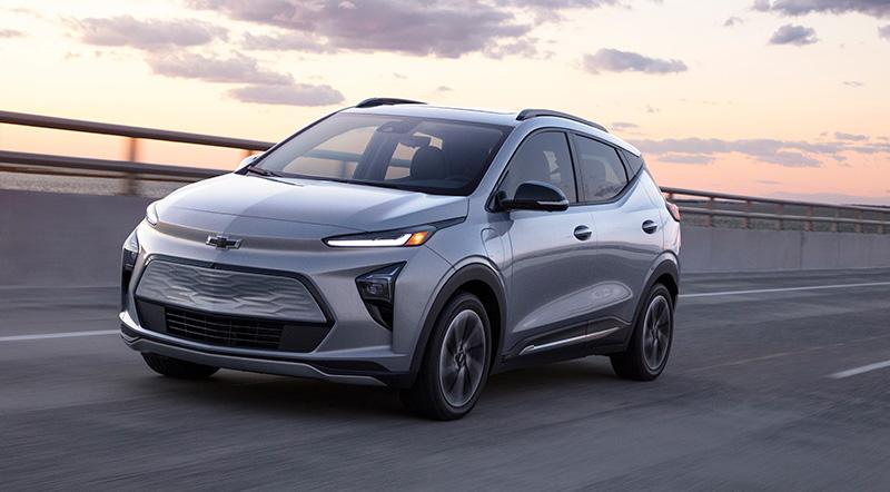 Chevrolet Bolt EUV llegará a México durante este mismo año