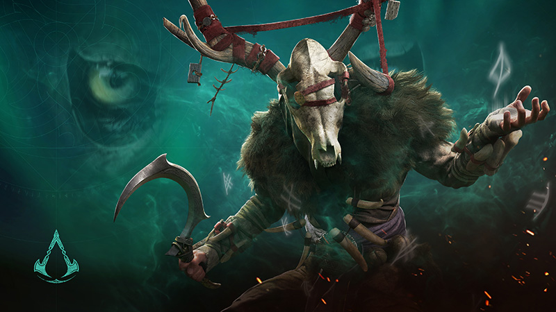 Druid arte Wrath of the Druids