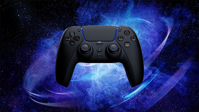 DualSense PS5 Midnight Black
