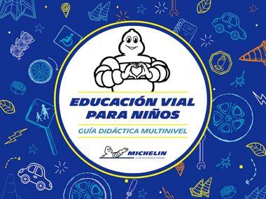 Educacion Vial ninos Michelin