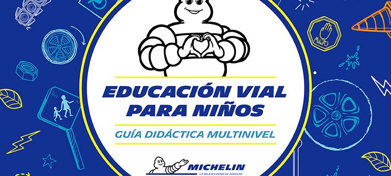 Educacion Vial ninos Michelin