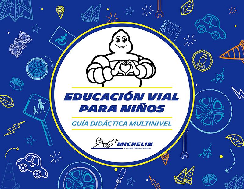 Michelin enseña a los más pequeños sobre Educación Vial