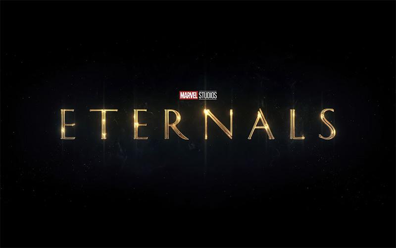 Eternals logo teaser