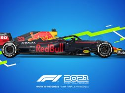F1 2020 Red Bull