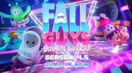 Llegan las salas personalizadas a Fall Guys y esto podrás hacer