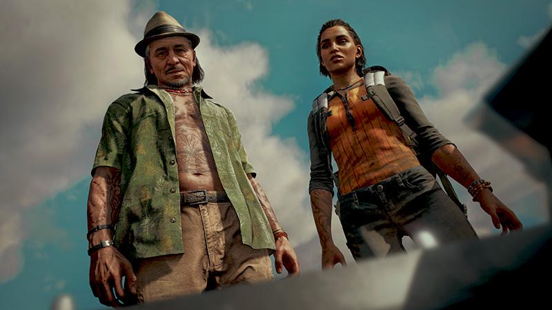 Far Cry 6 gamplay Juan Dani