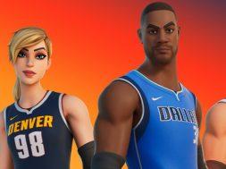 Fortnite x NBA