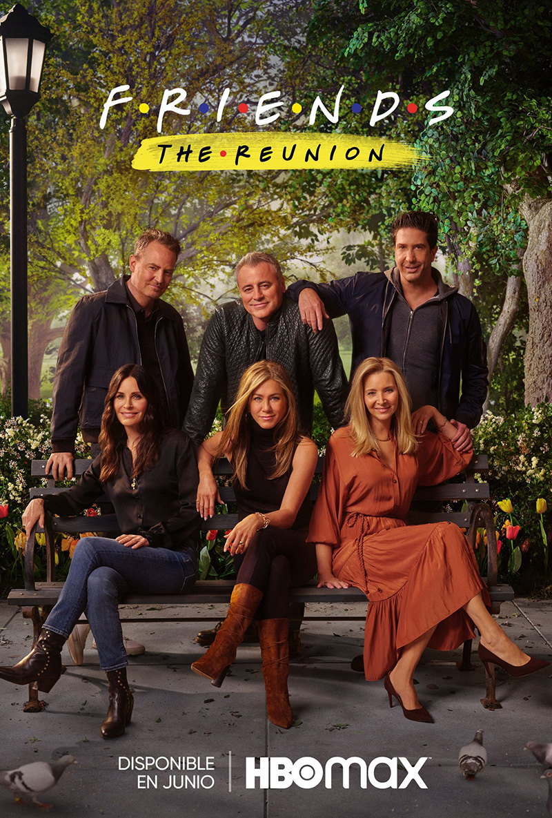 Friends The Reunion poster