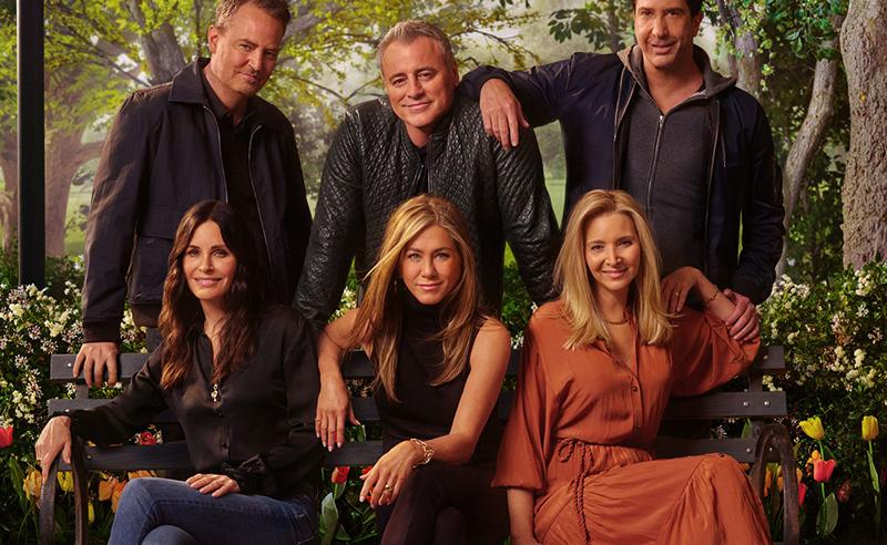 Tráiler oficial de Friends: The Reunion que llegará a HBO Max