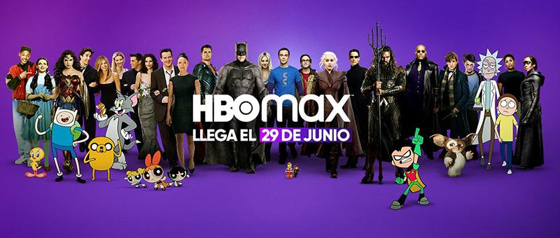 HBO Max junio 29 2021